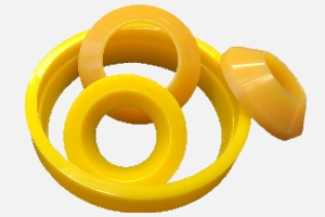 Brake rings suitable for sausage converting machines of Handtmann and Poly-Clip (Ref.-No.: 12742, 17997, 83602 etc.)