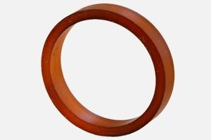 Silicon ring 27.0 x 32.0 x 5.9 mm (large)