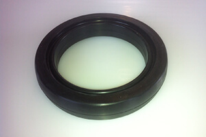 Rubber band: Ø 147 x Ø 102 x 28.5 mm; as per sample; SBR 80 Shore, black